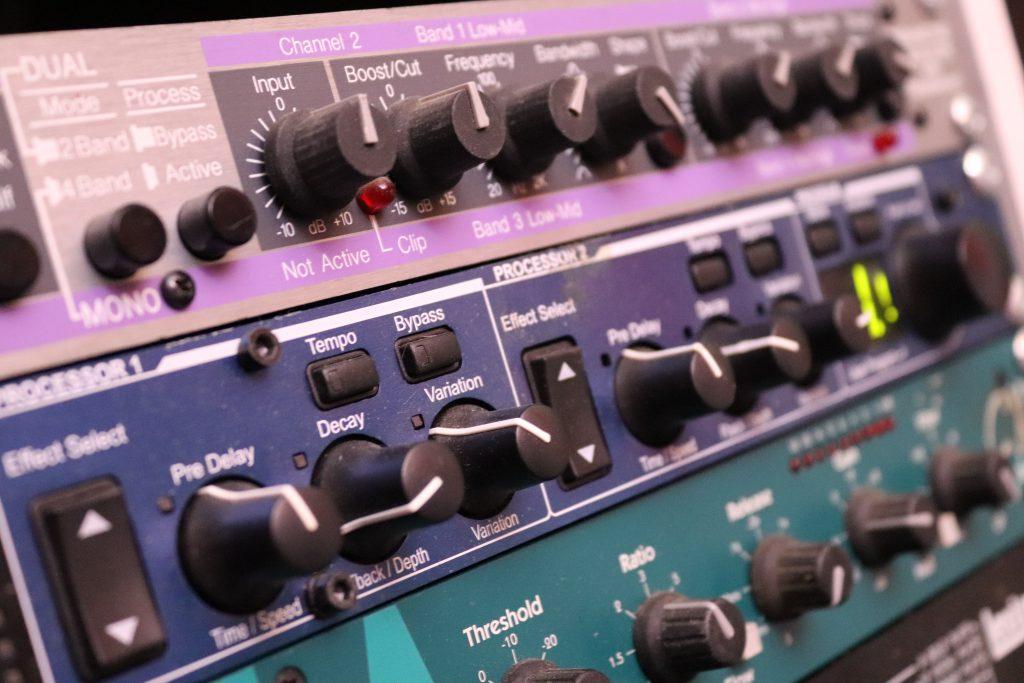 Mastering Studio Equipment