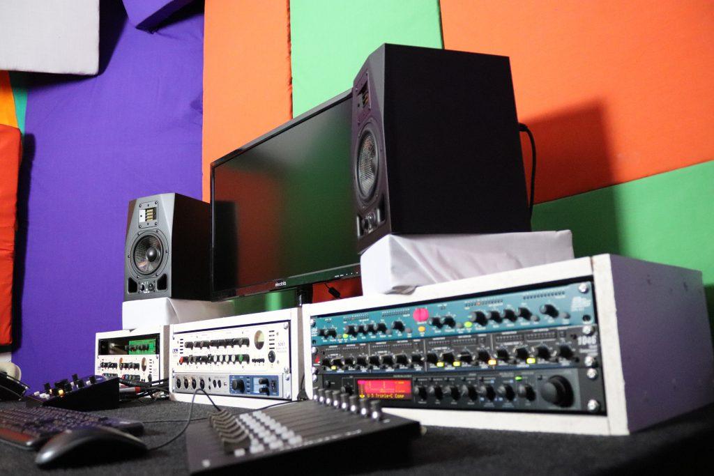 Analogue Mastering Studio in Kent