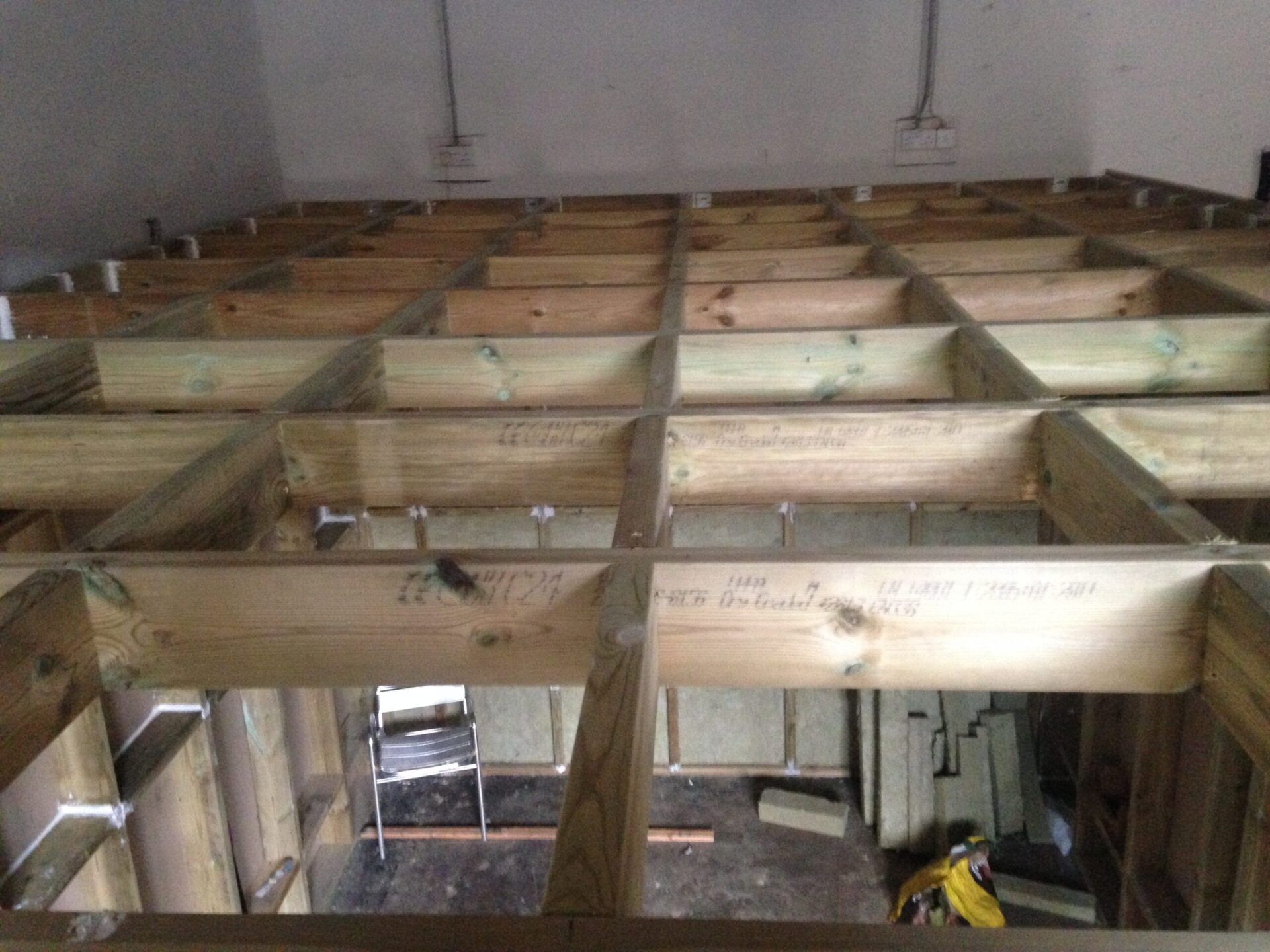 Soundproof roof