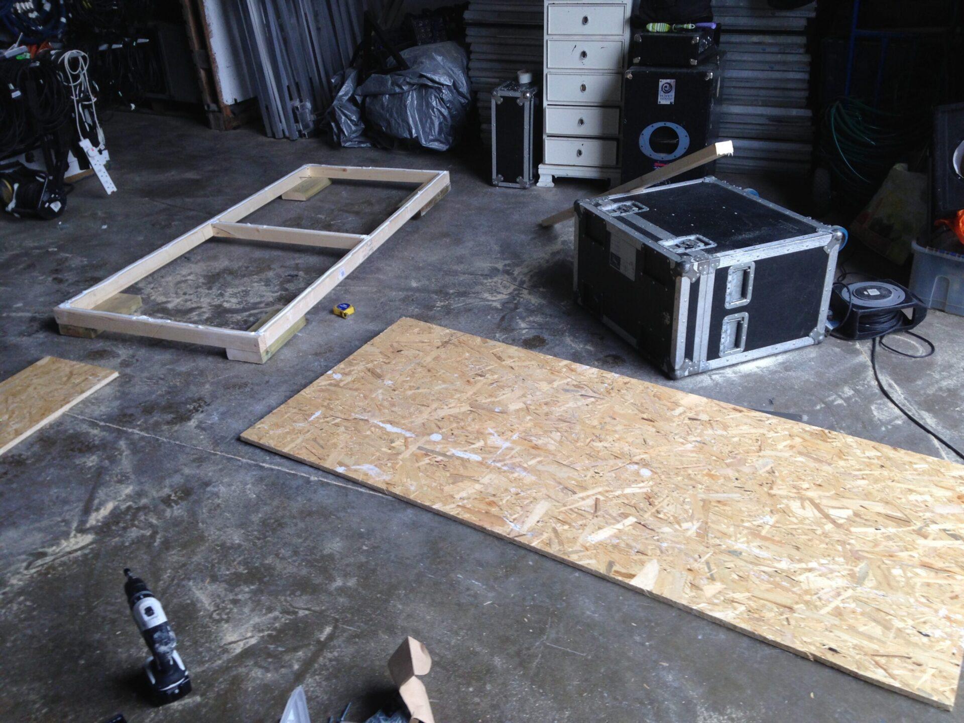 How to make a soundproof door