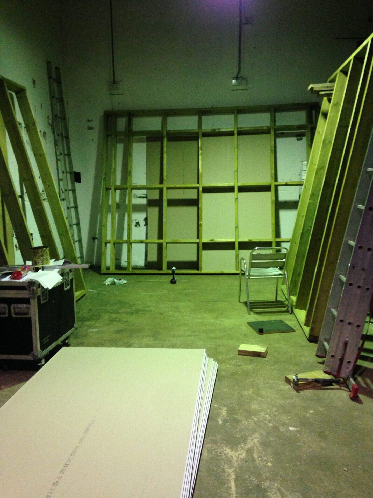 Studio build